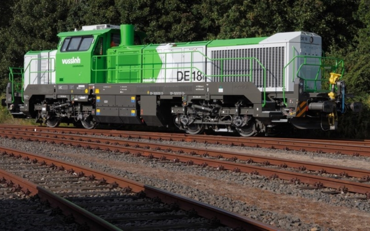 Alstom to equip 50 locomotives with Atlas on-board signalling solution for Vossloh Locomotives