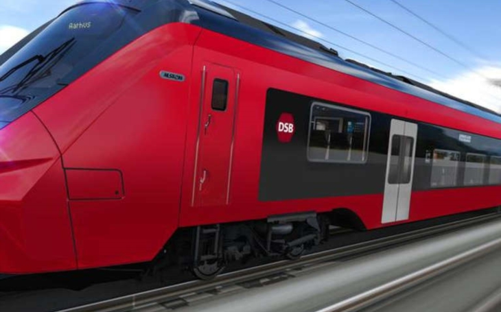 Alstom wins the largest railway contract in Denmark's history