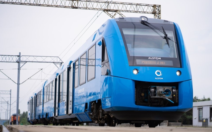 Alstom, The Coradia iLint: The world's first hydrogen fuel cell passenger train