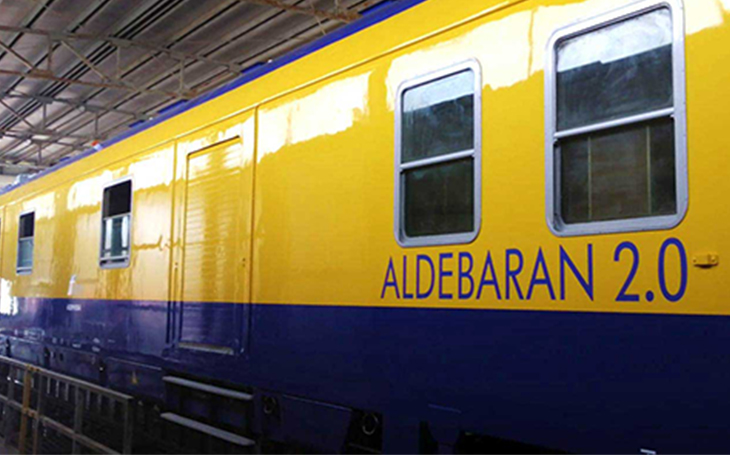 RFI: Diagnostic train fleet will operate throughout Italy for railway infrastructure inspection