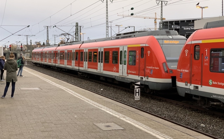 Alstom is equipping with ETCS and ATO another 118 trains for the Stuttgart area