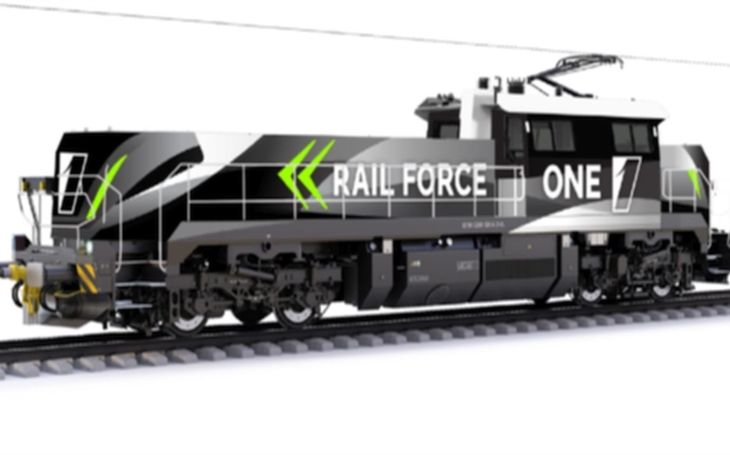 CRRC will produce a zero-emission locomotive for the port of Rotterdam