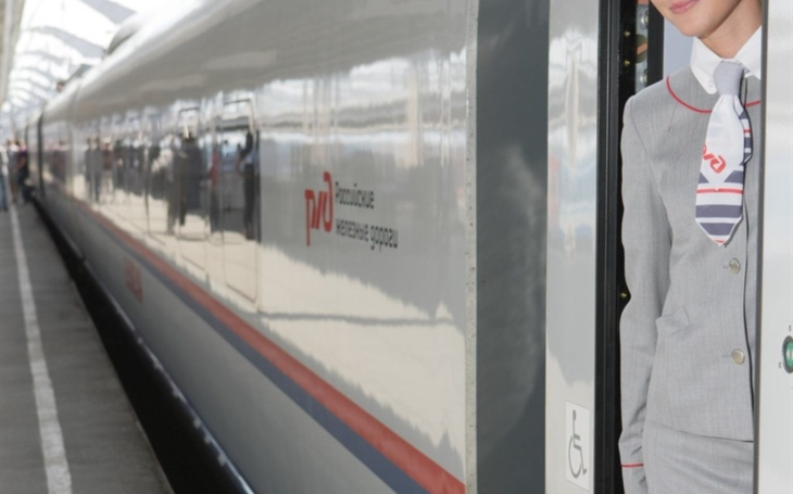 Russia has planned to build a new railway to the Pacific Ocean