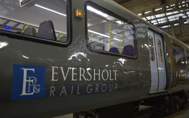 Passenger electric trains will be converted into rail freight trains in the UK