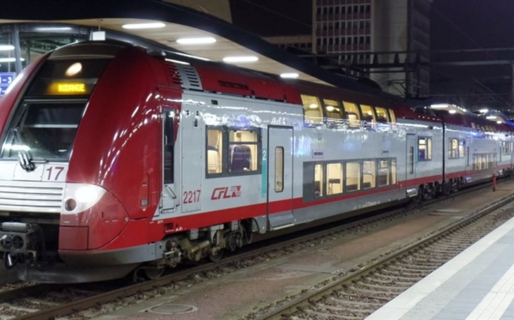Alstom equips the Luxembourg trains with a train guidance system