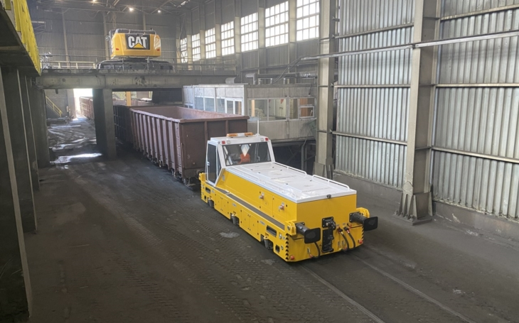 Bulgarian Battery locomotives produced by Express Service are delivered to over 20 countries on 4 continents.