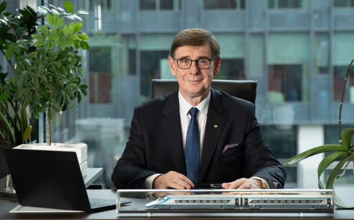 KP CEO Krzysztof Mamiński selected as new President of the International Union of Railways