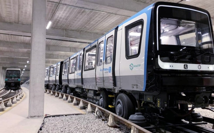 Alstom will build another 19 MP14 trains for the Paris metro