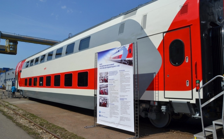 TMH Certified New Double-Deck Passenger Cars
