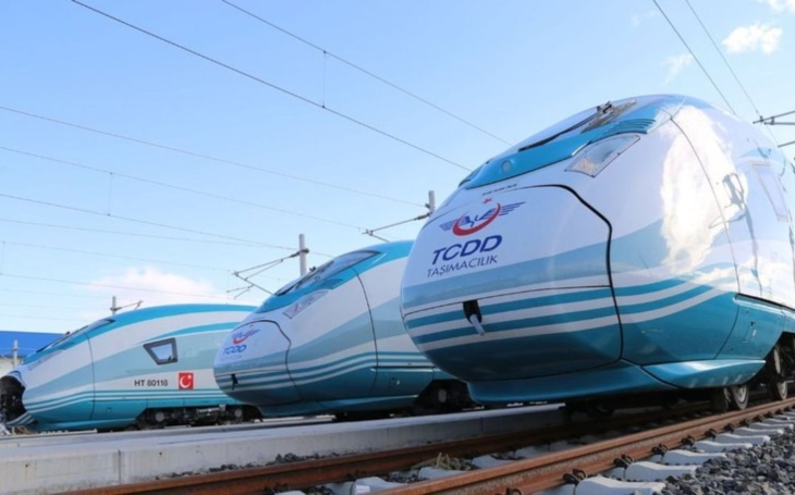 The design of the high-speed railroad Sivas-Erzincan in Turkey was completed