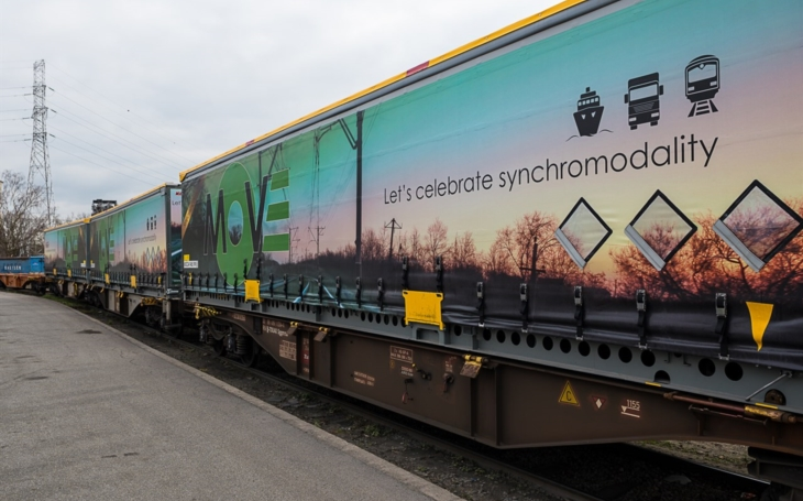Move Intermodal: You can count on our 30 years of experience when it comes to putting your business on track!
