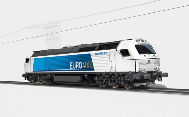 The EU is proposing to replace diesel locomotives with biodiesel traction