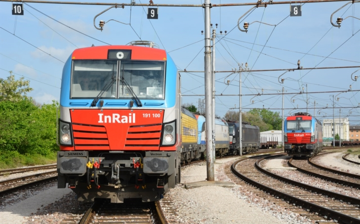 InRail - Connecting Croatia and northeastern France is a significant milestone in business