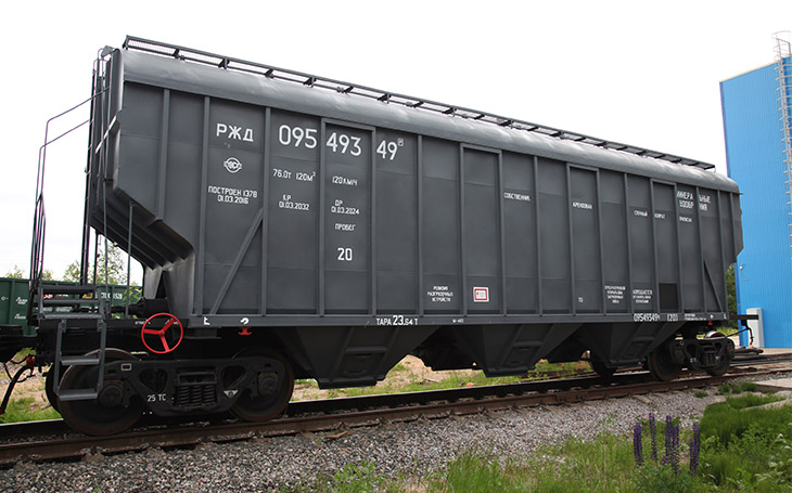 UWC and Acron Group agree on delivery of 500 hopper cars