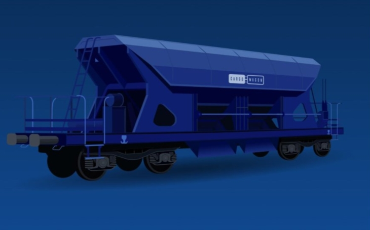 Cargo Wagon, the largest wagon holder in Central Europe leased 6000 wagons to ZSSK CARGO