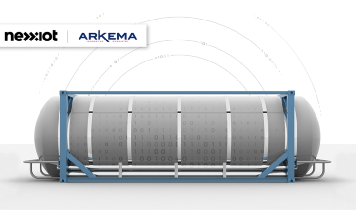Nexxiot and Arkema team up to change the future of chemical transportation