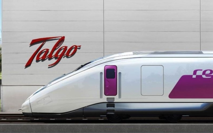 Repsol and Talgo to jointly build a hydrogen-fueled train