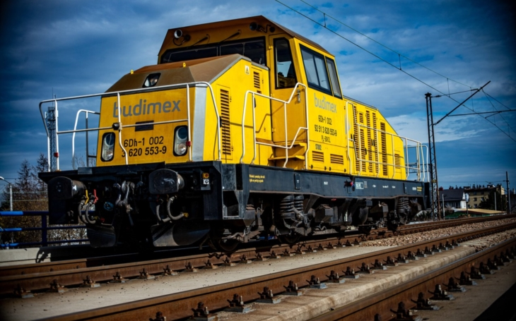 Budimex invests over PLN 100 million in rolling stock