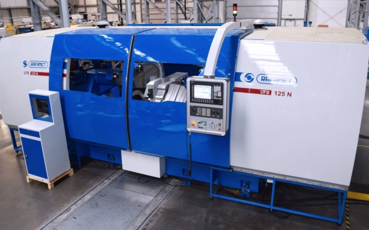 RAFAMET will deliver another machine for CZ LOKO