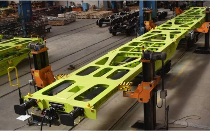 Gök Rail: Turkish railway vehicle manufacturer