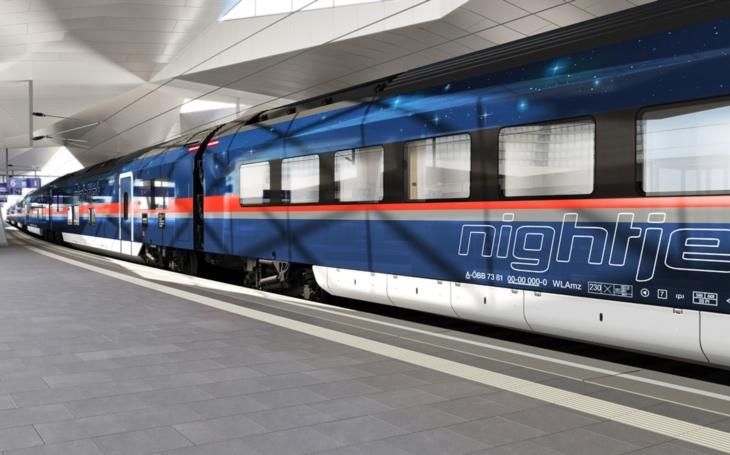 ÖBB has ordered 20 New high comfort generation Nightjet from Siemens Mobility