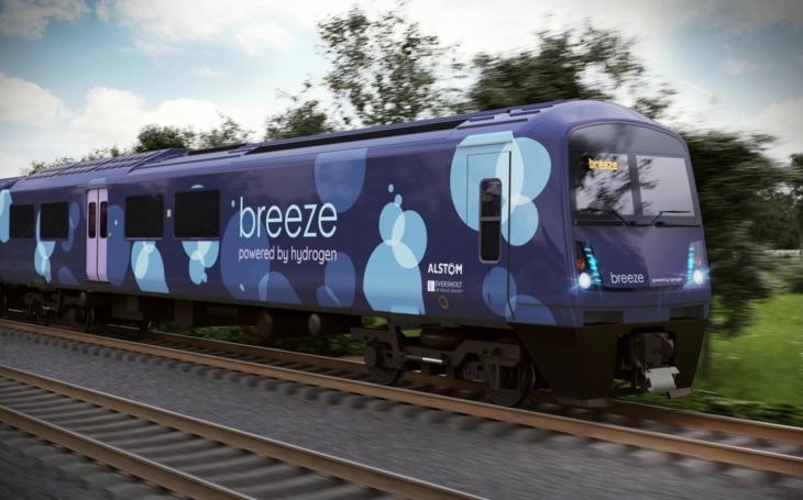UK to develop hydrogen-fueled transport