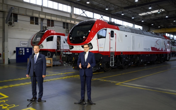 Prime Minister of Poland: PESA Bydgoszcz – the pearl of our economy