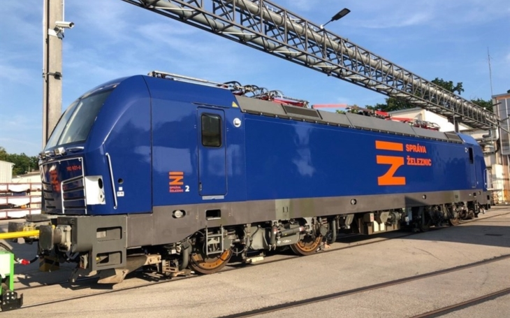 SŽDC ordered a multi-system Vectron locomotive