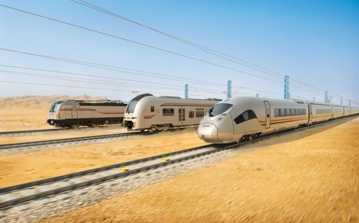 Siemens will build turnkey Egypt's first high-speed rail