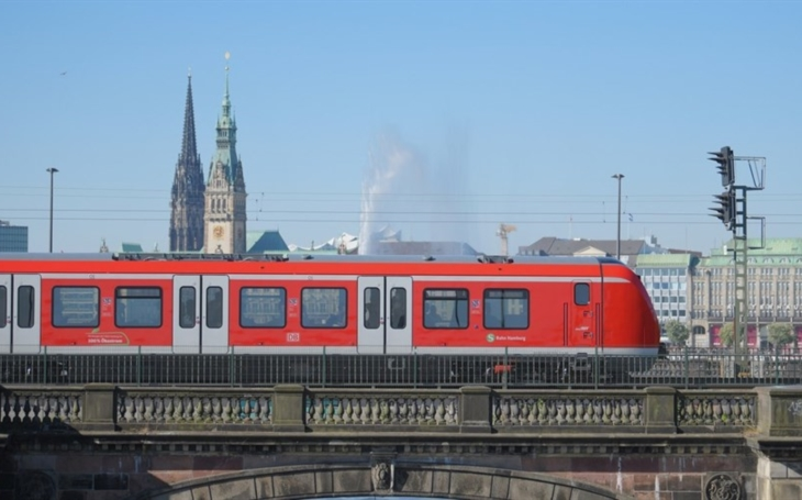 Alstom to supply automated trains for Hamburg S-Bahn