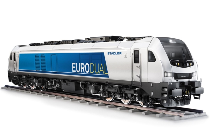 First EuroDual Combined Drive Locomotives Delivered to Turkey