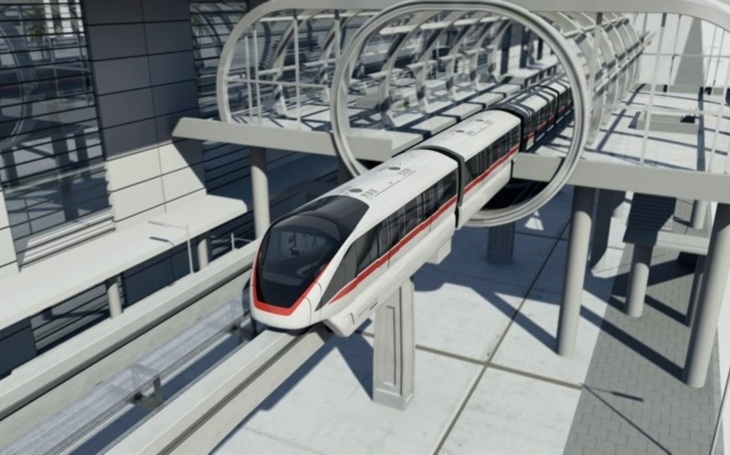 Alstom delivers first two Innovia 300 monorail trains to Cairo