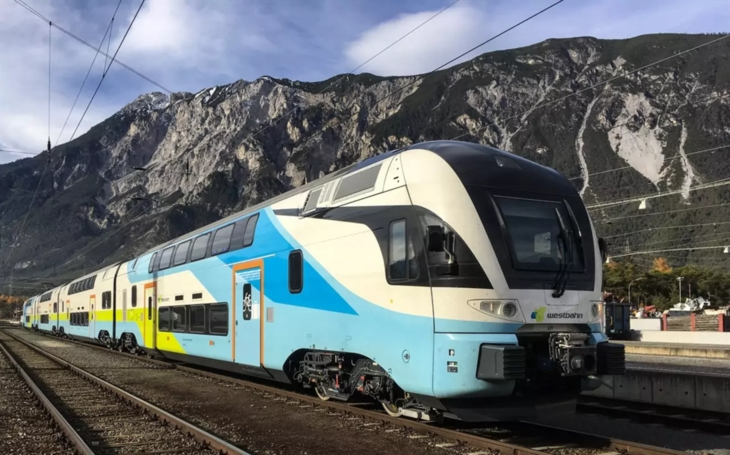 Westbahn receives first double-decker trains  KISS 3