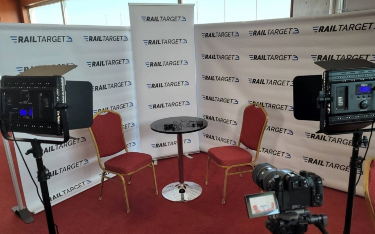 CEE Mobility 2021 in Belgrade launches. Rail Target opened its own studio.