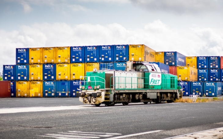 France presented a strategy for the development of rail freight