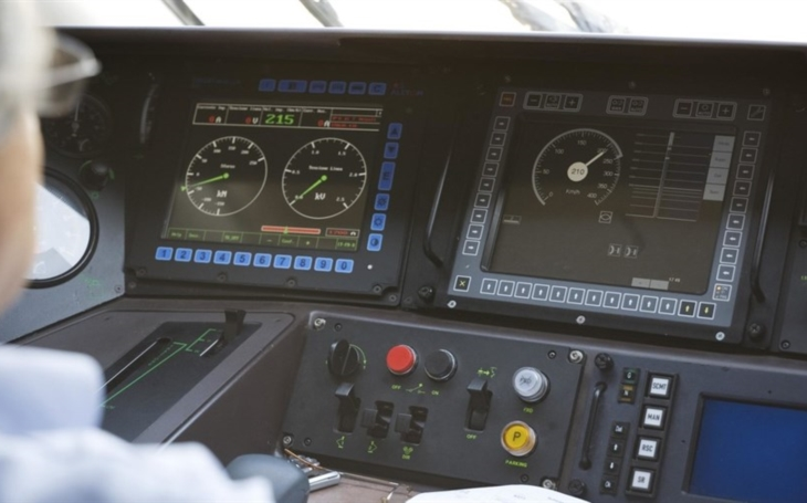 First Turkey's locomotive with ETCS equipment from Alstom