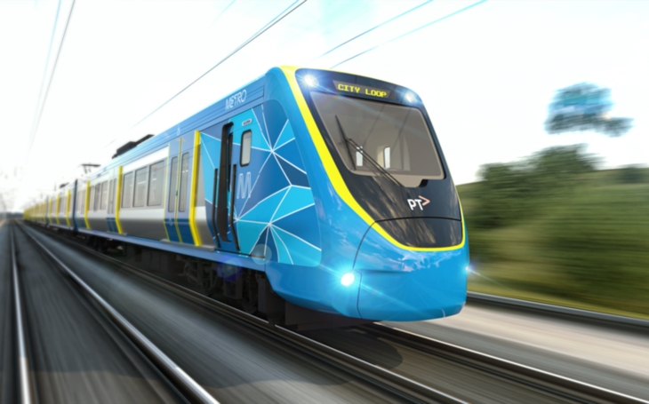 Alstom to supply 25 commuter trains to Melbourne