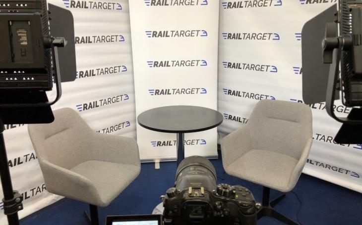 Trako 2021 fair started in Poland. Rail Target launches interview studio again
