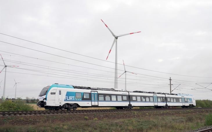 Stadler presents FLIRT AKKU in the Central Germany`s S-Bahn network