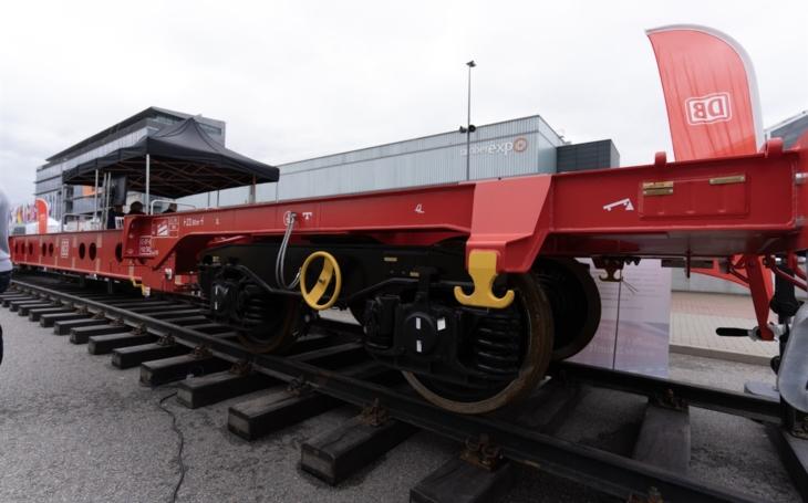 TRAKO 2021: DB Cargo Polska presented the most modern freight car in Europe.