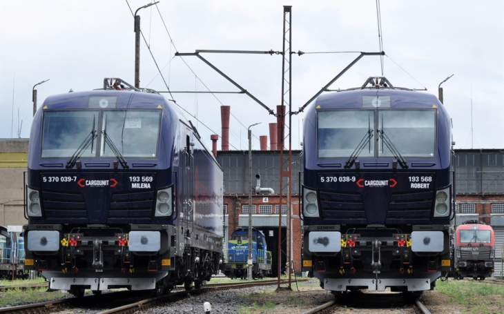 Signed at TRAKO 2021: Cargounit orders up to 30 locomotives from Siemens Mobility