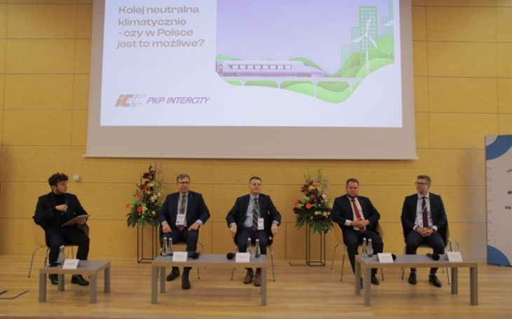 Debate: Railway climate neutrality – is it possible in Poland ?