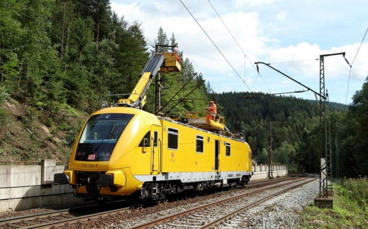 Deutsche Bahn will electrify the section of communication with the Austrian border
