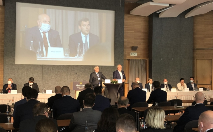 ŽESNAD: The largest Czech railway conference of the year with the participation of the top czech railway sector