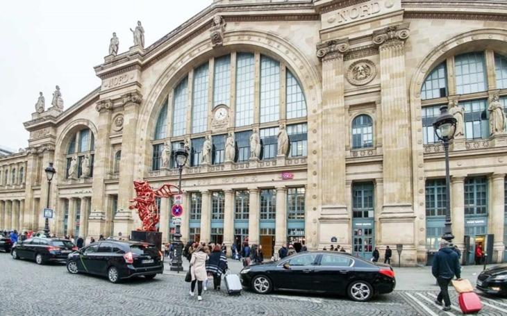 Paris Gare du Nord reconstruction project postponed until 2026