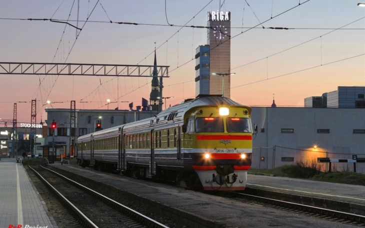 Railway connection may appear between Tartu and Riga