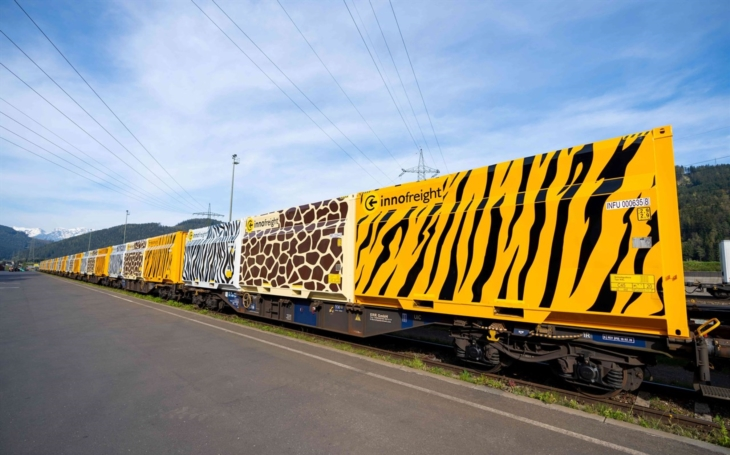 Innofreight expands market leadership on alpine rails  with Nexxiot