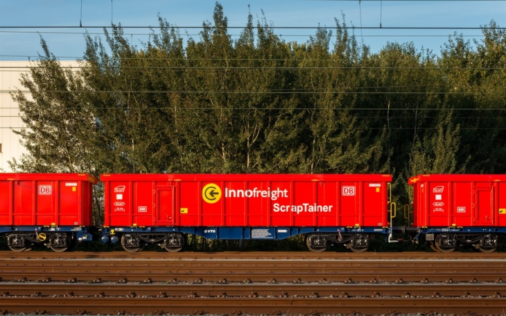 INNOFREIGHT Solutions:-Innovative logistics solutions for the rails