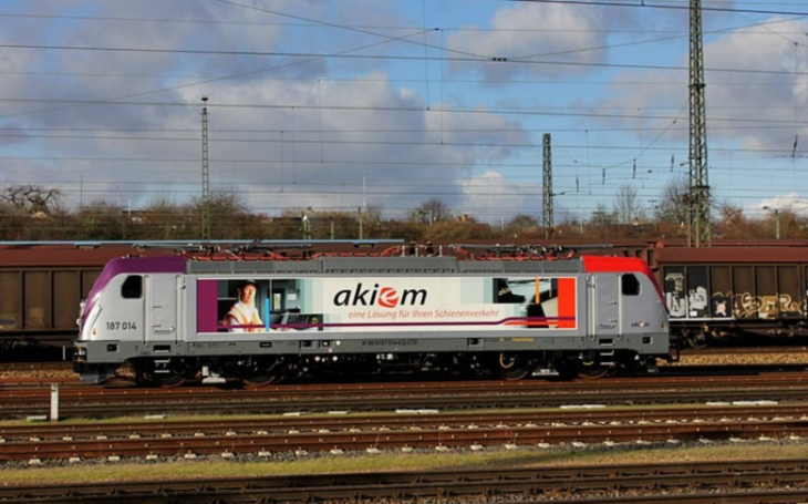Rail Cargo Hungaria is expanding its traction capacity with AKIEM TRAXX diesel locomotives