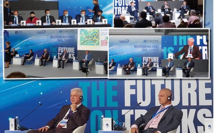 Western Balkan Railway Summit 2021: The top of the Balkan Railways met in one place